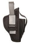 HOLSTER - NYLON AMBIDEXTROUS MULTI-USE
