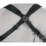 HOLSTER - NYLON HORIZONTAL SHOULDER