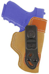Sof-Tuck Holster -  Natural Suede