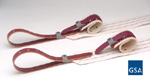Ankle Locking Bed Restraints - Leather or Polyurethane