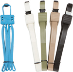 Cobra Cuff Double Locking, Disposable-foldable Restraints  / 100 CT PACK