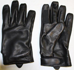 POLICE RHINO SKIN LEATHER GLOVE