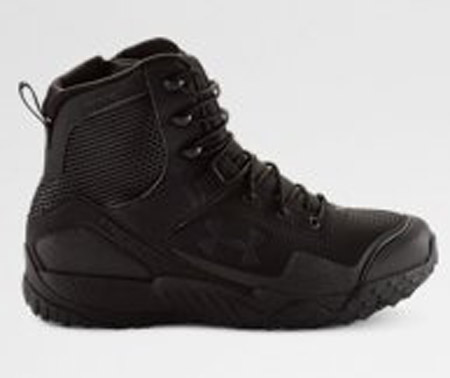 Men UA Valsetz RTS Side-Zip Tactical Boots