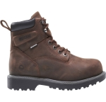 "MENS FLOORHAND WATERPROOF STEEL-TOE 6"" WORK BOOT"