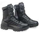 "Mens 8"" Tactical Sport Side Zip Boot"