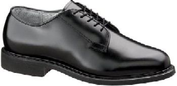 Leather Uniform Oxford / Bates Mens